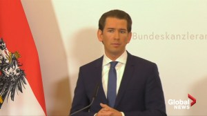 Austria heads for September election after far-right video scandal